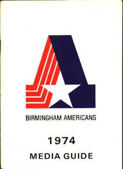1974 Americans Guide