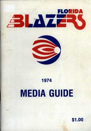 1974 Blazers Guide